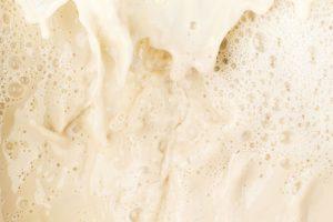 Effects of Freezing Soy Milk