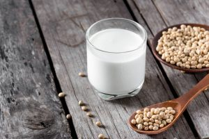Health Benefits Soy Milk