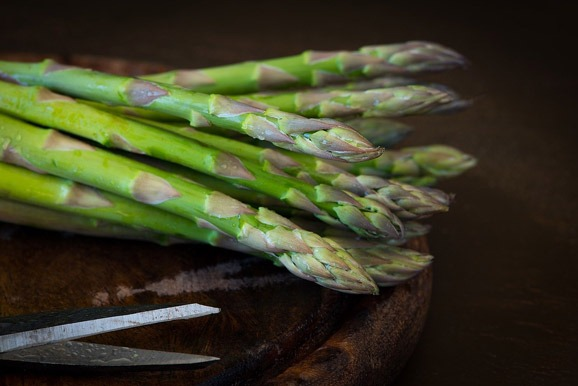 is asparagus safe for guinea pigs