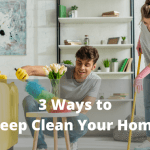 3 Ways to Deep Clean Your Home