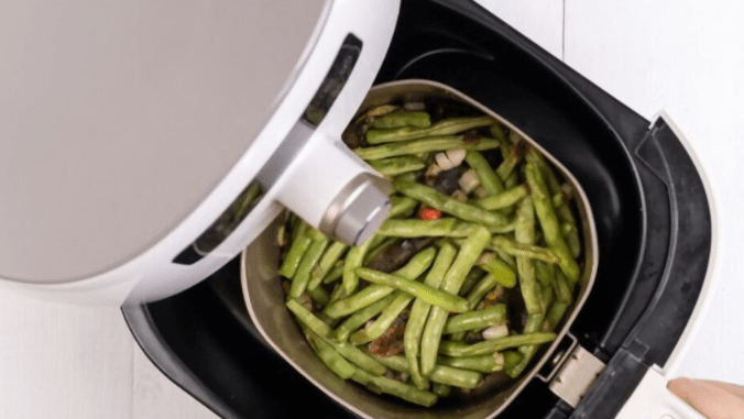 Cooking Vegetables In the Air Fryer