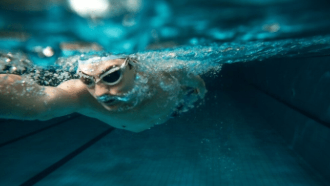 mental benefits of swimming